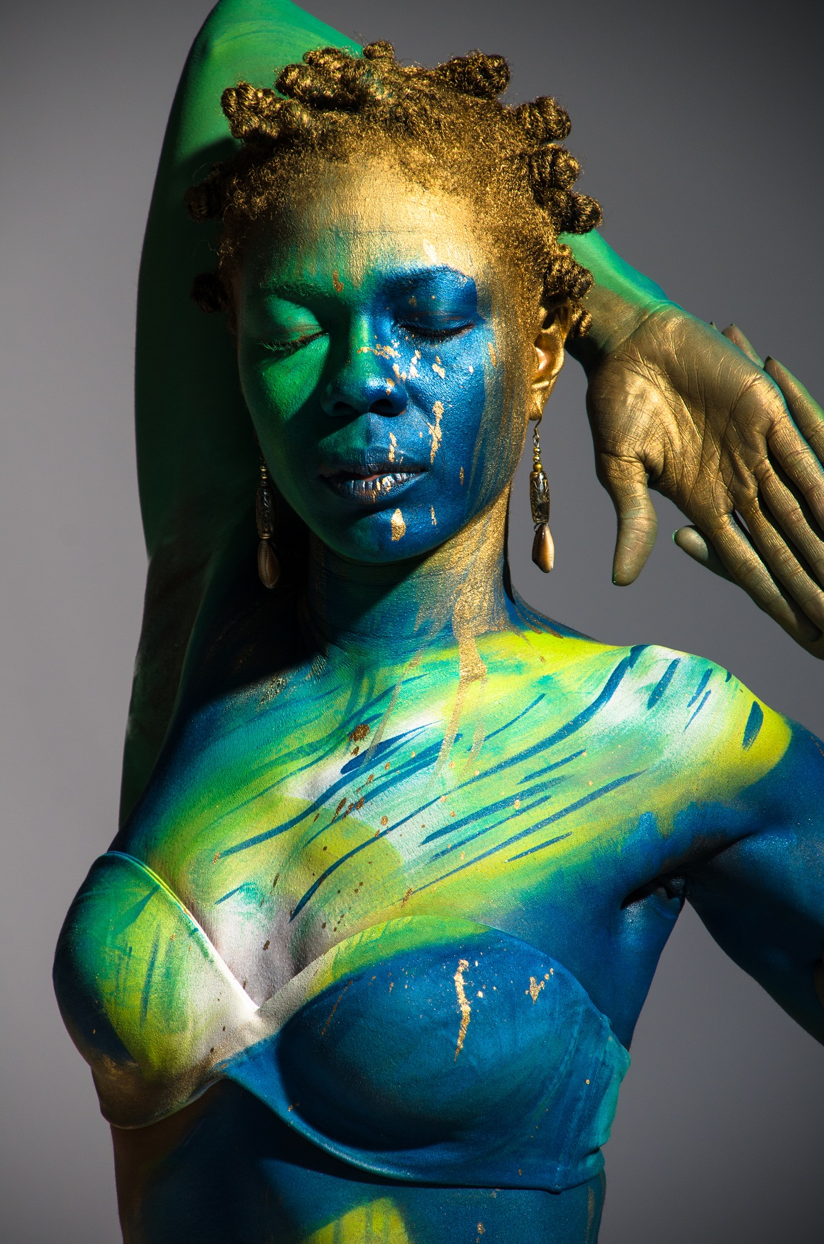 The Art Of Painting The Human Body Art Simplicated
