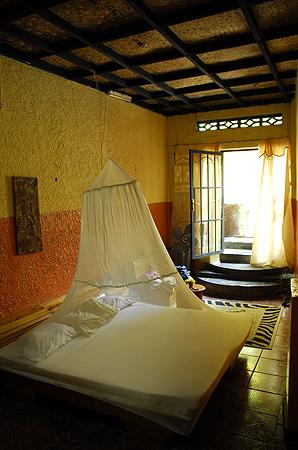Our room at Saga Résidence