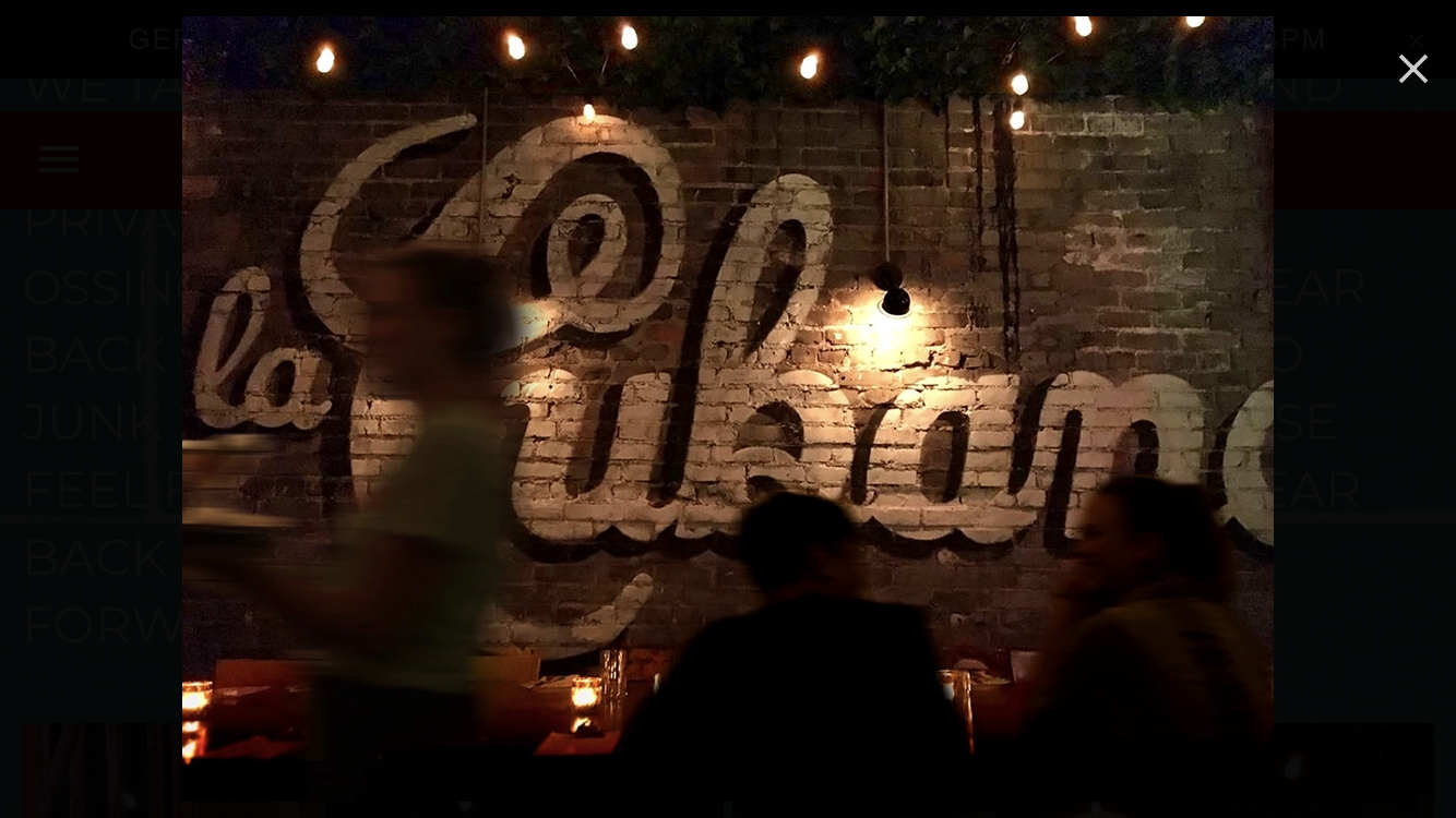Cuban inspired venues