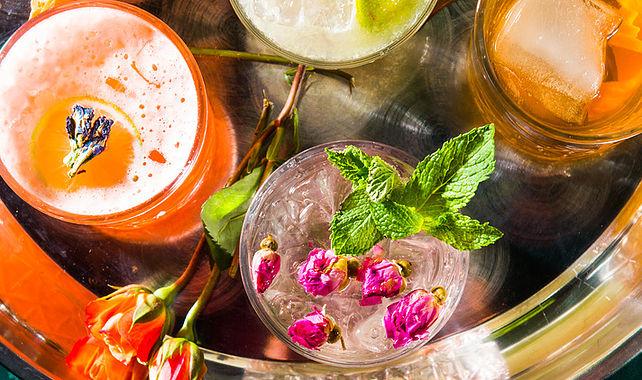 Cuban signature cocktails