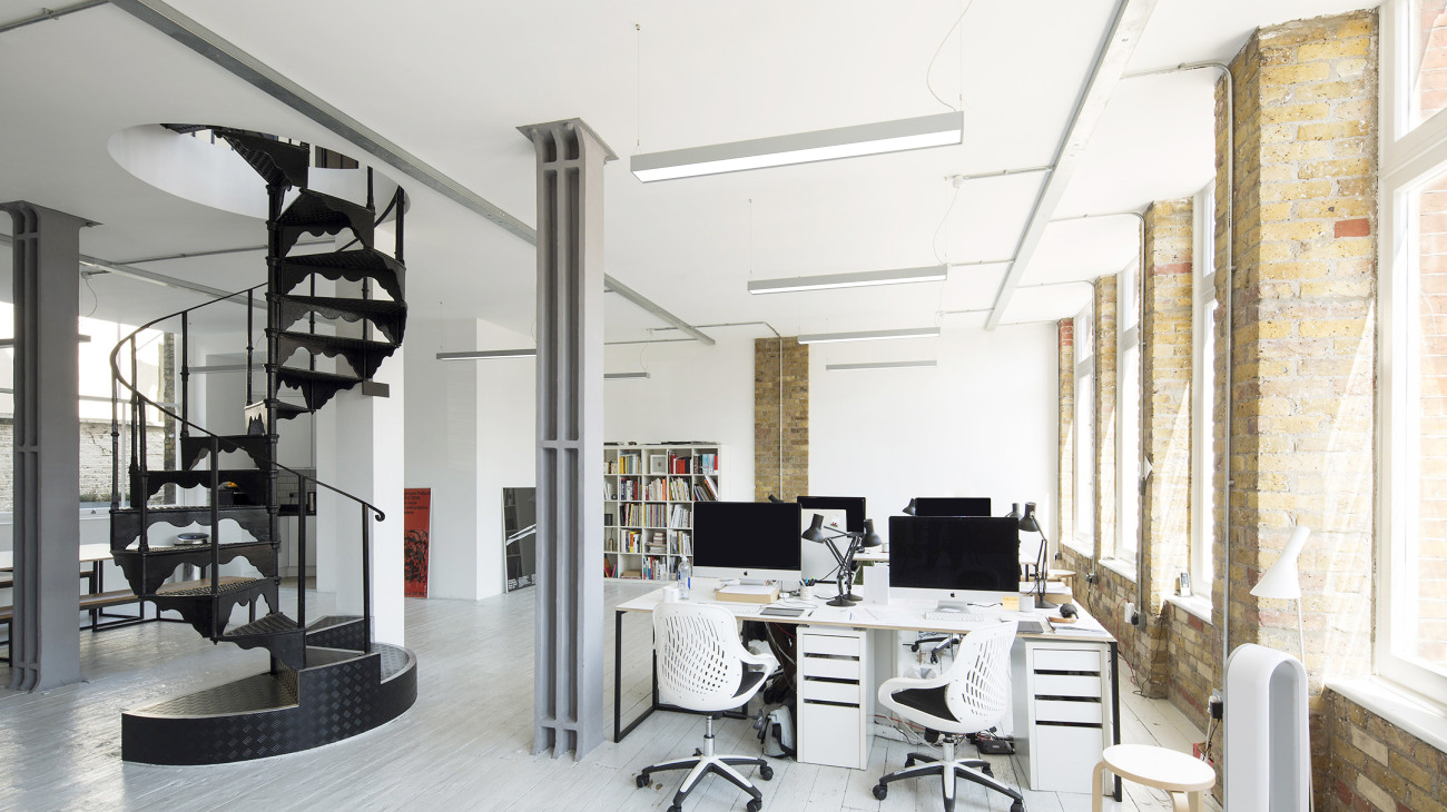 THE BRIEF. - The design brief was to create a contemporary Cat A office space with a paired back look, celebrating the heritage of the building whilst delivering a scheme compliant with LG 7 regulations and appealing to future tenants.
