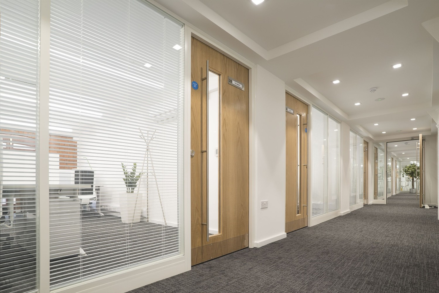 """ When you walk into the office, it is the first thing you see and we want it to make a lasting impression. "" - Office Manager The Maltings Ltd"
