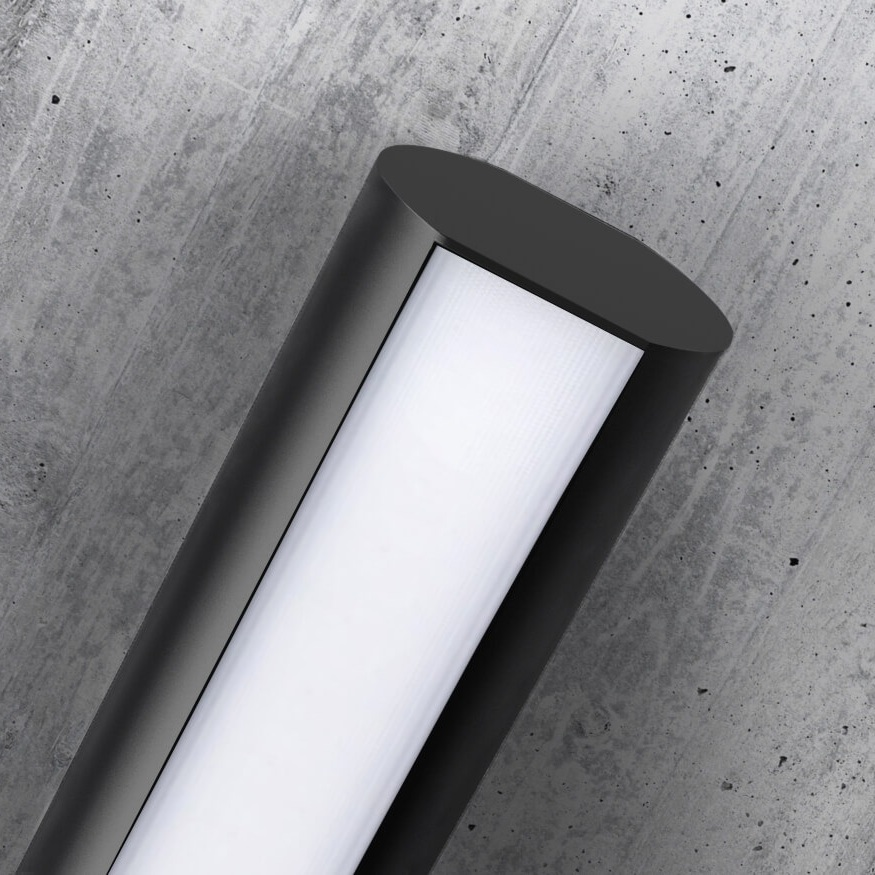 Versatile - Raw and industrial, yet contemporary and tactile, the ARNO offers a new option to workplace lighting.Thanks to its superb build quality, excellent performance, and high visual comfort it is a perfect linear LED lighting system.