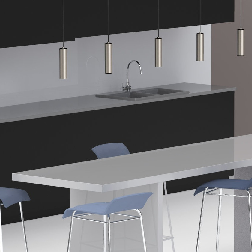 3168 possible combinations - Your downlight can be truly unique considering the staggering 3168 possible combinations between 3 standard sizes, 6 standard colours, 3 colour temperatures and 4 different beam angles and several dimming options.