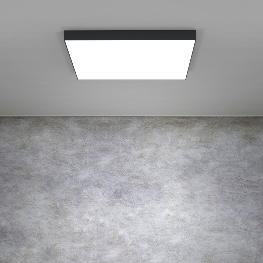 Premium architectural product - The sleek aesthetics of this architectural luminaire will enhance any commercial interior. The minimalist design of the surfaced version makes it a versatile office luminaire.