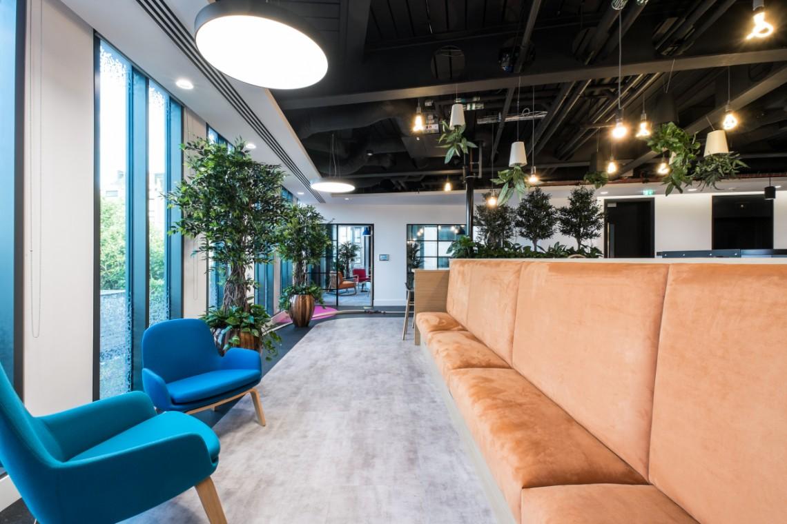 Skyscanner HQ, London -