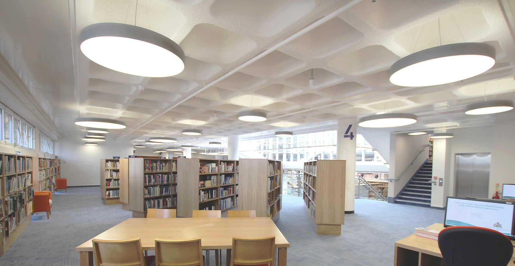 Uxbridge Library, London -
