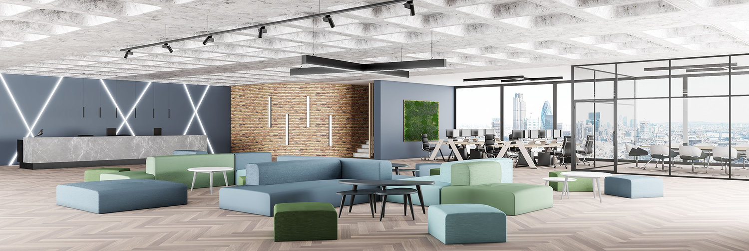 Office Lighting Design Fit Out Solutions
