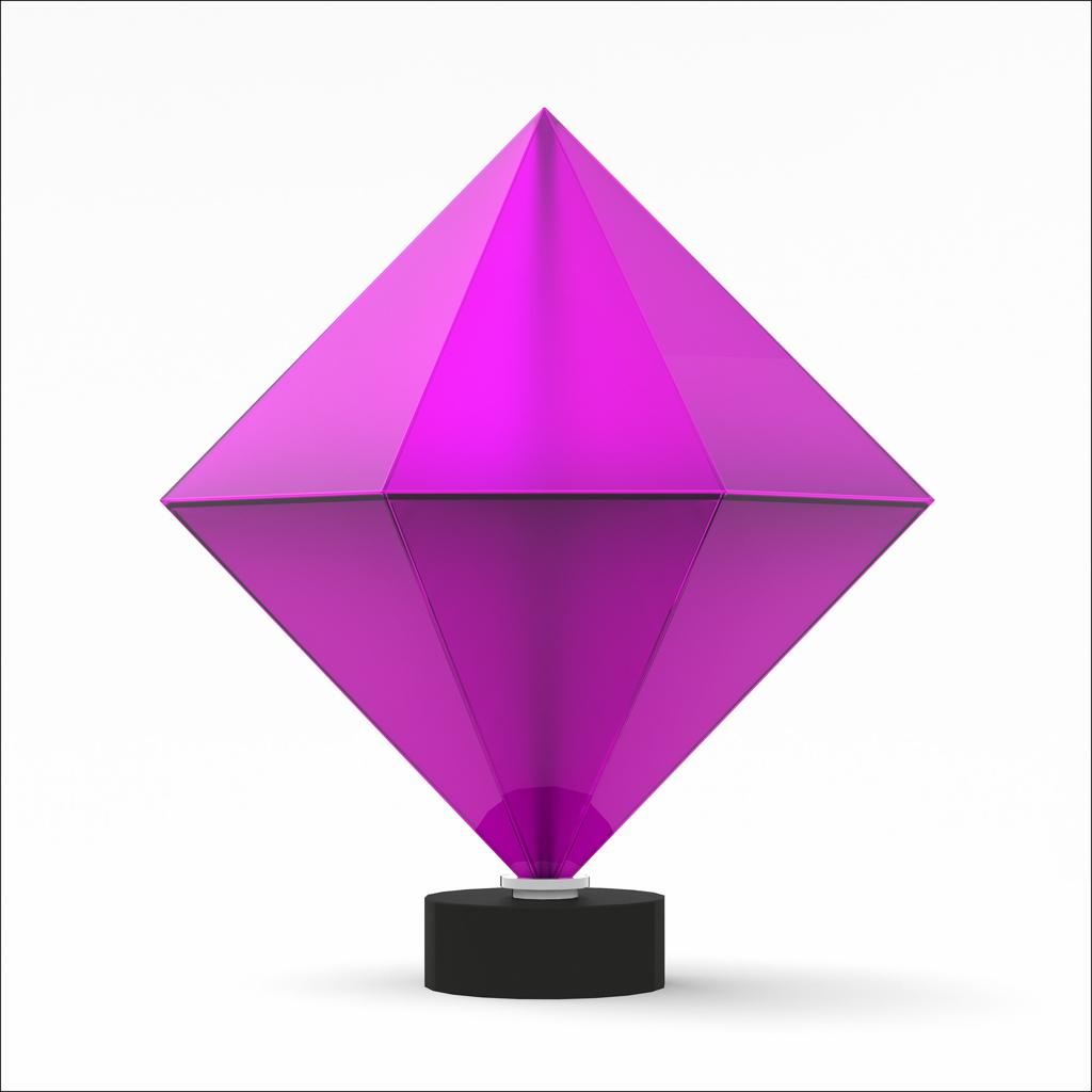 Copy of Magenta Diamond