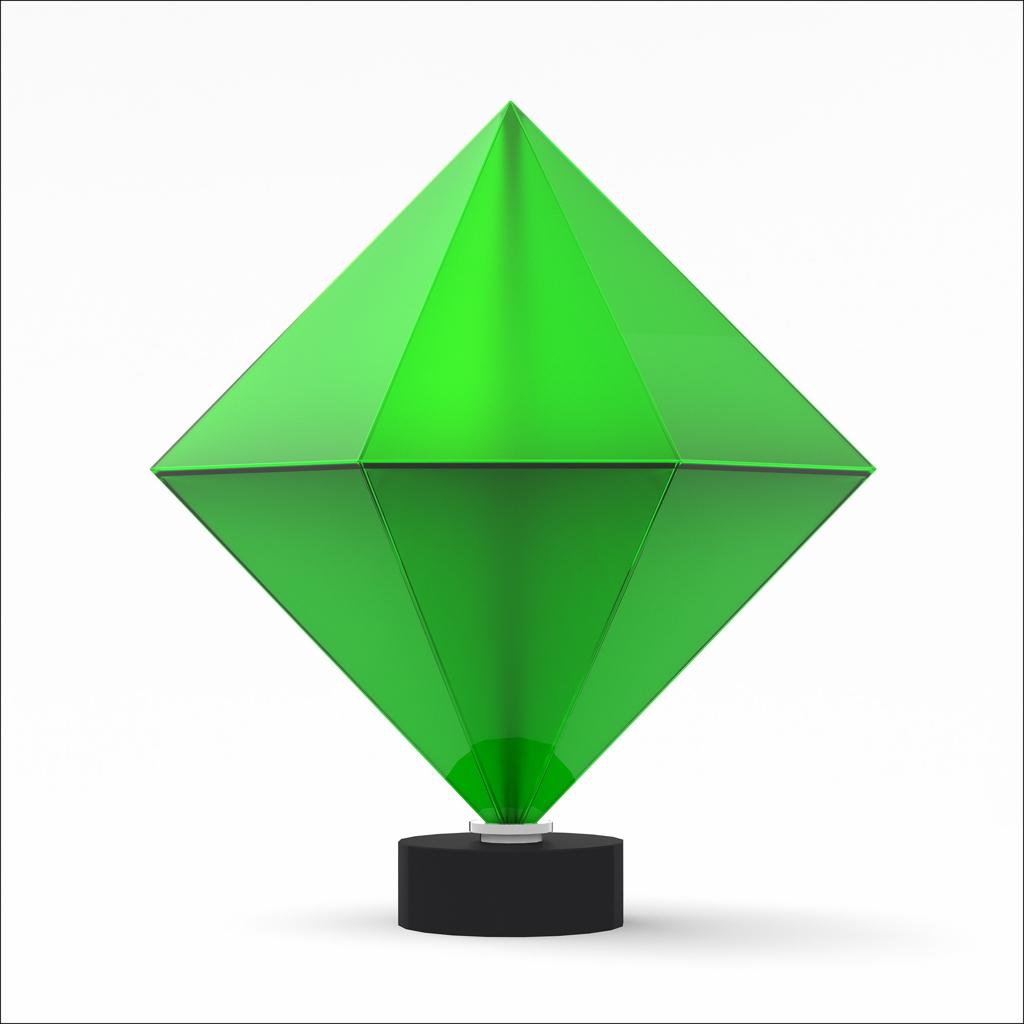 Copy of Emerald Diamond