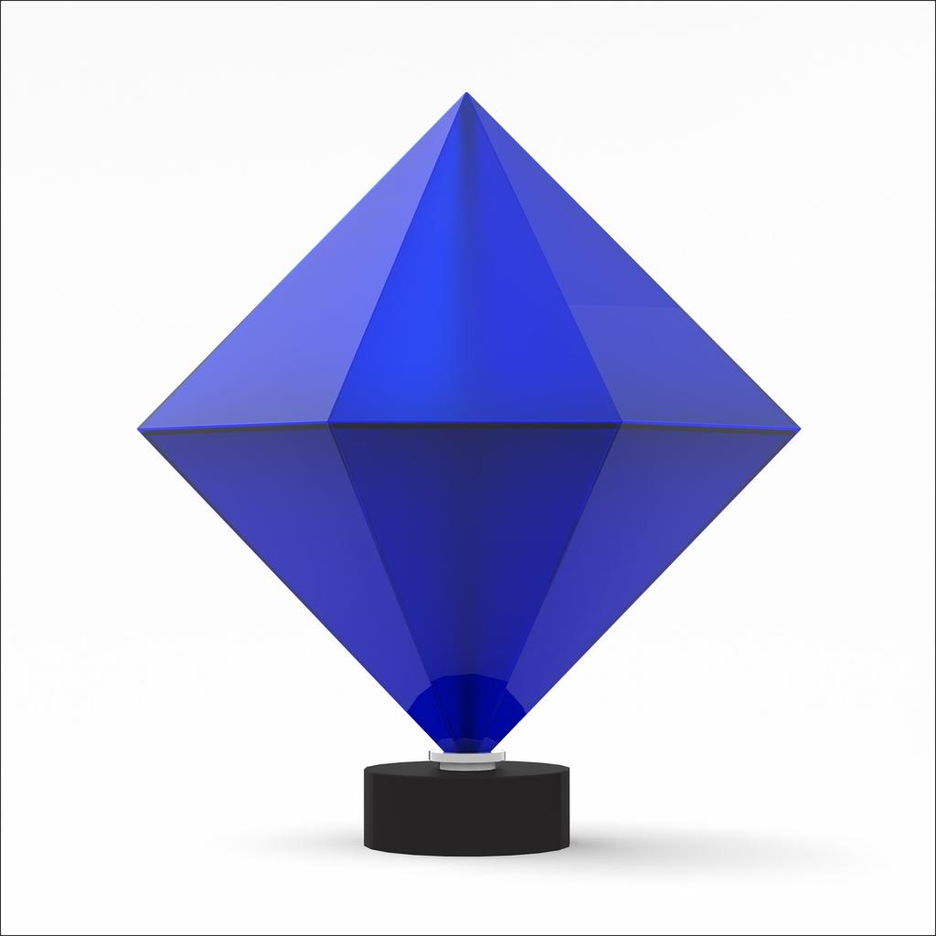 Copy of Cobalt Blue Diamond