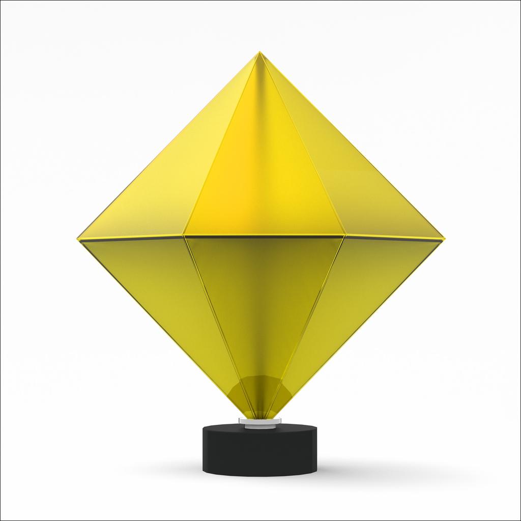 Copy of Yellow Cadmium Diamond