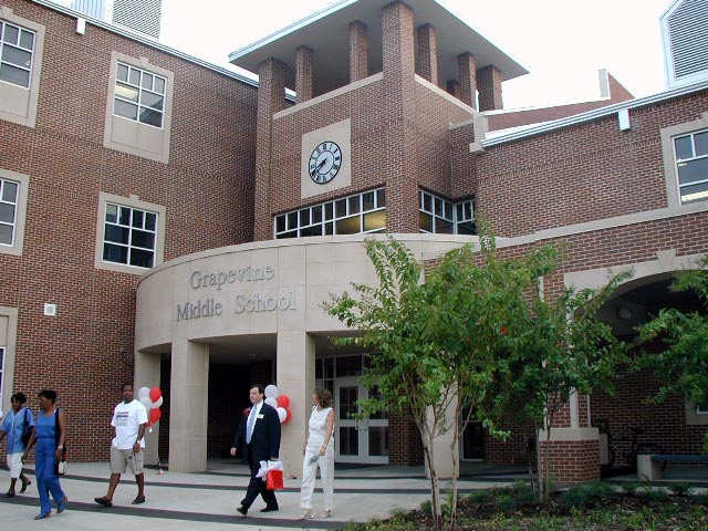 September 1998$134 million - Renovations/repairs to all campuses and facilitiesReplacement of Grapevine Middle SchoolAcquisition of school building sitesPurchase of technology