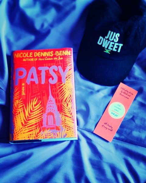 Patsy  by Nicole Dennis-Benn was For Colored Girls Book Club's June pick. Photo via  @forcoloredgirlsbookclub