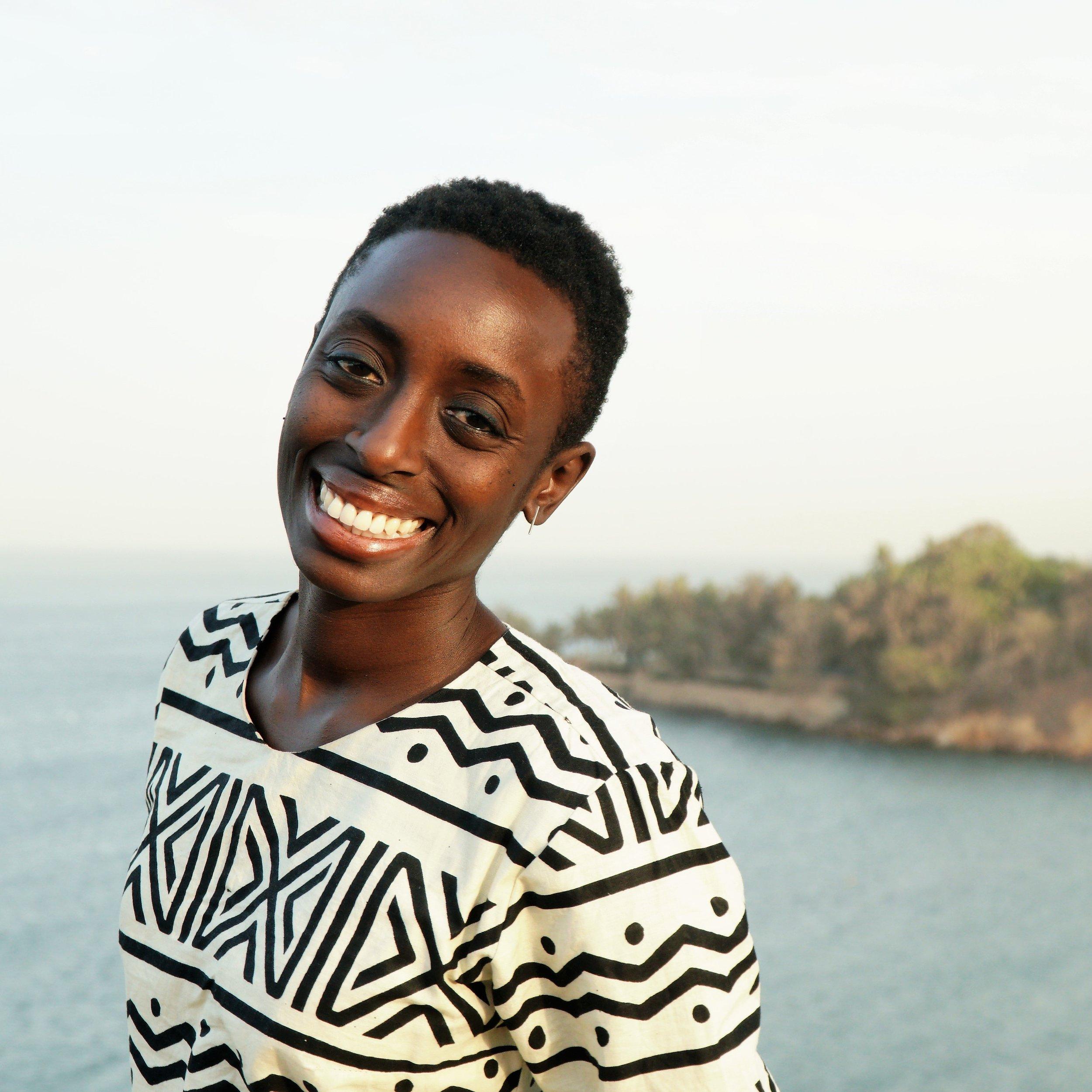 Ayesha Harruna Attah. Photo by Itunu Kuku