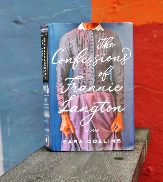 The Confessions of Frannie Langton  by Sara Collins.