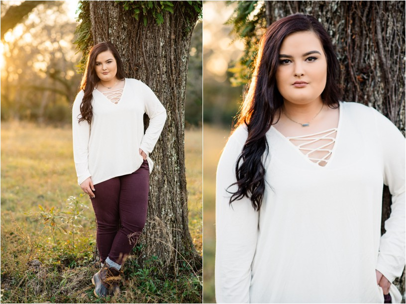 Laurel {Senior} | Hattiesburg Senior Portraits | Megan Jolly Seniors