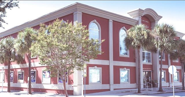 The Northwest Florida Ballet building in downtown Fort Walton Beach will always be a PA favorite when we think back on all of the projects over the years. We support our local arts community and are very proud to be a part of NFB's rich history!  Fun Fact: The special arched glass windows were incredibly difficult to order, beginning with finding a supplier to begin with. Architect Jeffrey Prescott was insistent on not giving up on his vision, and we can now all understand why! The beautiful arches add a specific aesthetic to both the interior and exterior, and have helped the building itself become a local landmark. (Photo by Dylan Carney Photography)