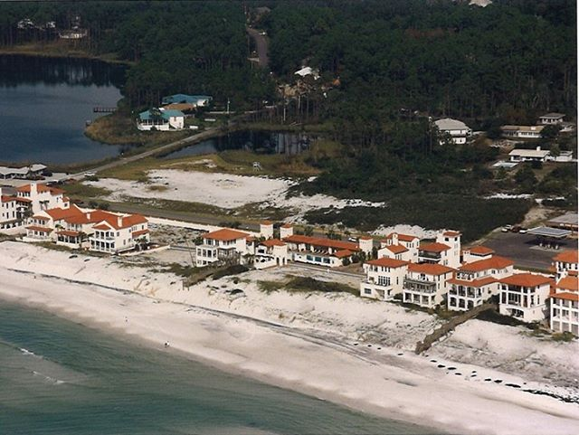 Check out these photos from our Archive of Dune Allen Beach In Santa Rosa, Fl and the terracotta roofs on the Vizcaya Drive Beach Front Homes!