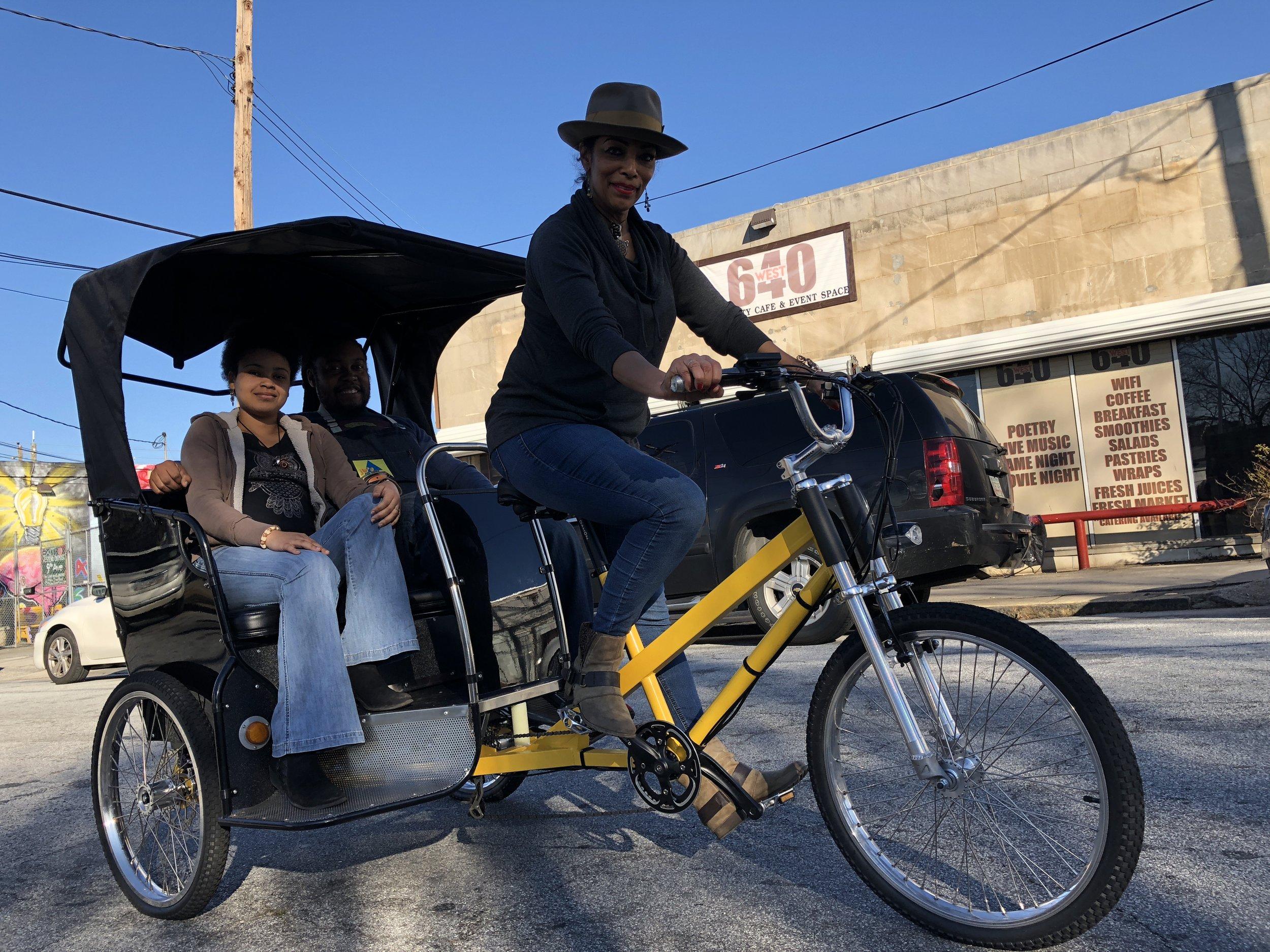 Home — Pedicabs Atl