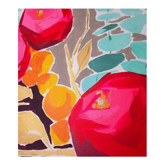 More Art we admire from @jessfranksart 🍎😍