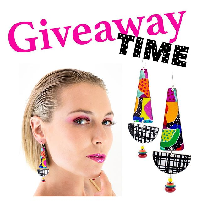 ✨GIVEAWAY TIME✨ More latest range styles up for grabs with this pair of @jennie_riley earrings on offer! To get in with your chance to win simply: 👉like our post 👉tag a friend  Good luck! JR x