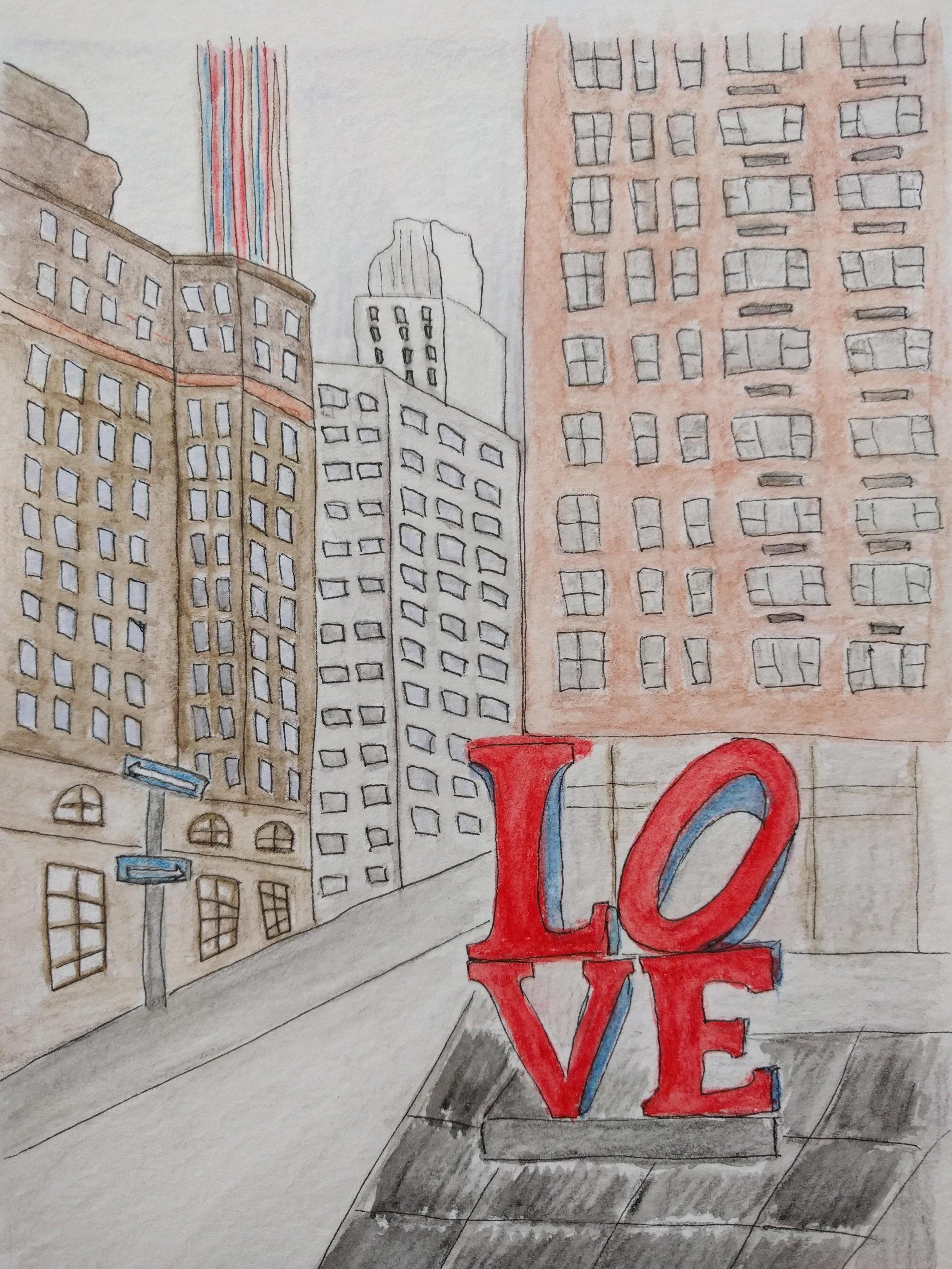 Urban Series. New York