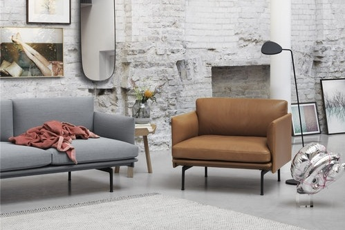 $ - Muuto Outline Chair