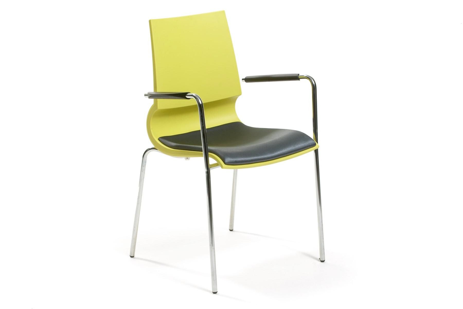 $$ - Gigi Stacking Arm Chair
