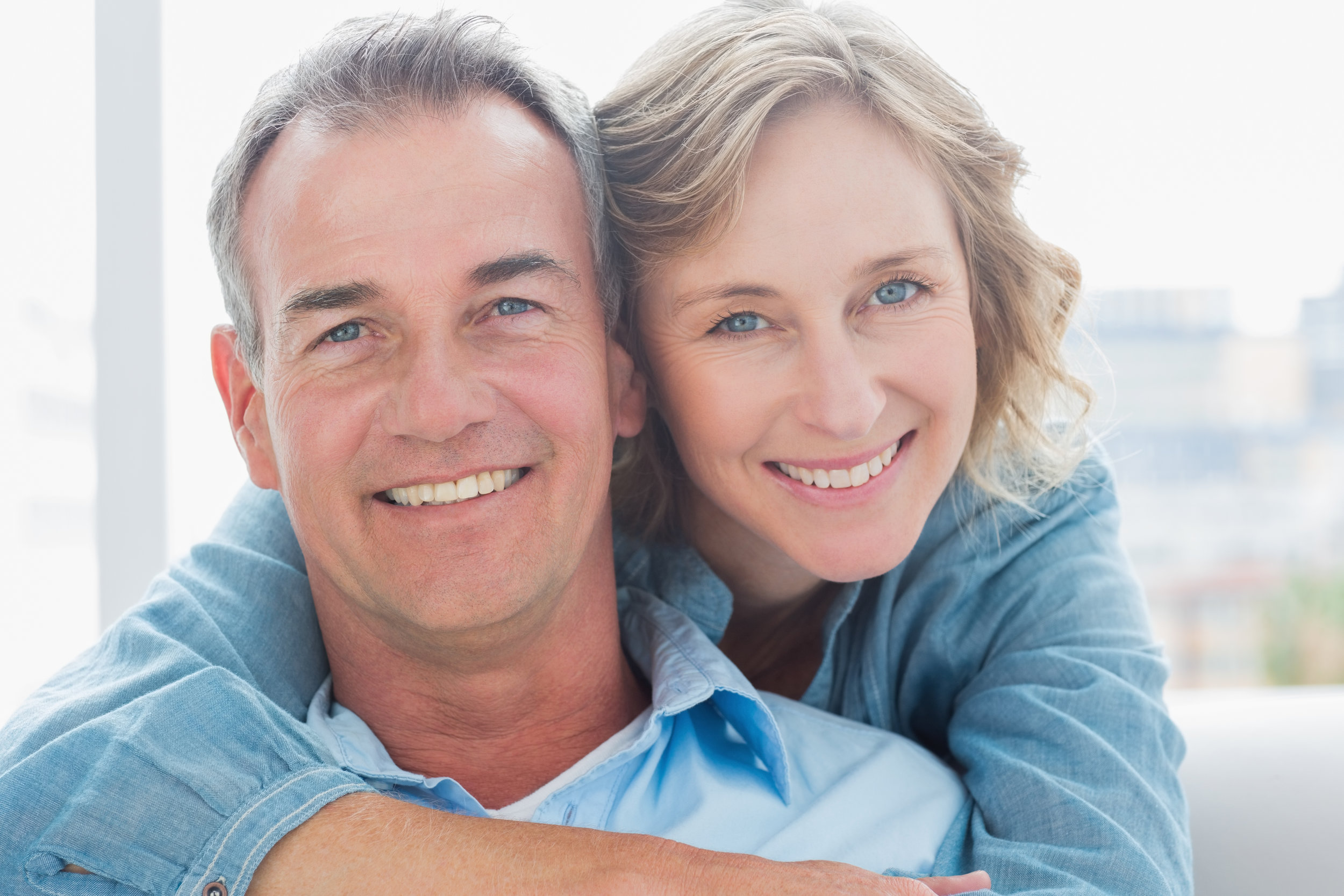 """How many times have you heard someone say ""We love our periodontist""?  My husband and I say this to anyone who asks us about our dentist.  We both have been going to Dr. Pylant for over twenty years.  He has saved our teeth!""    - J. and M. Lufkin"