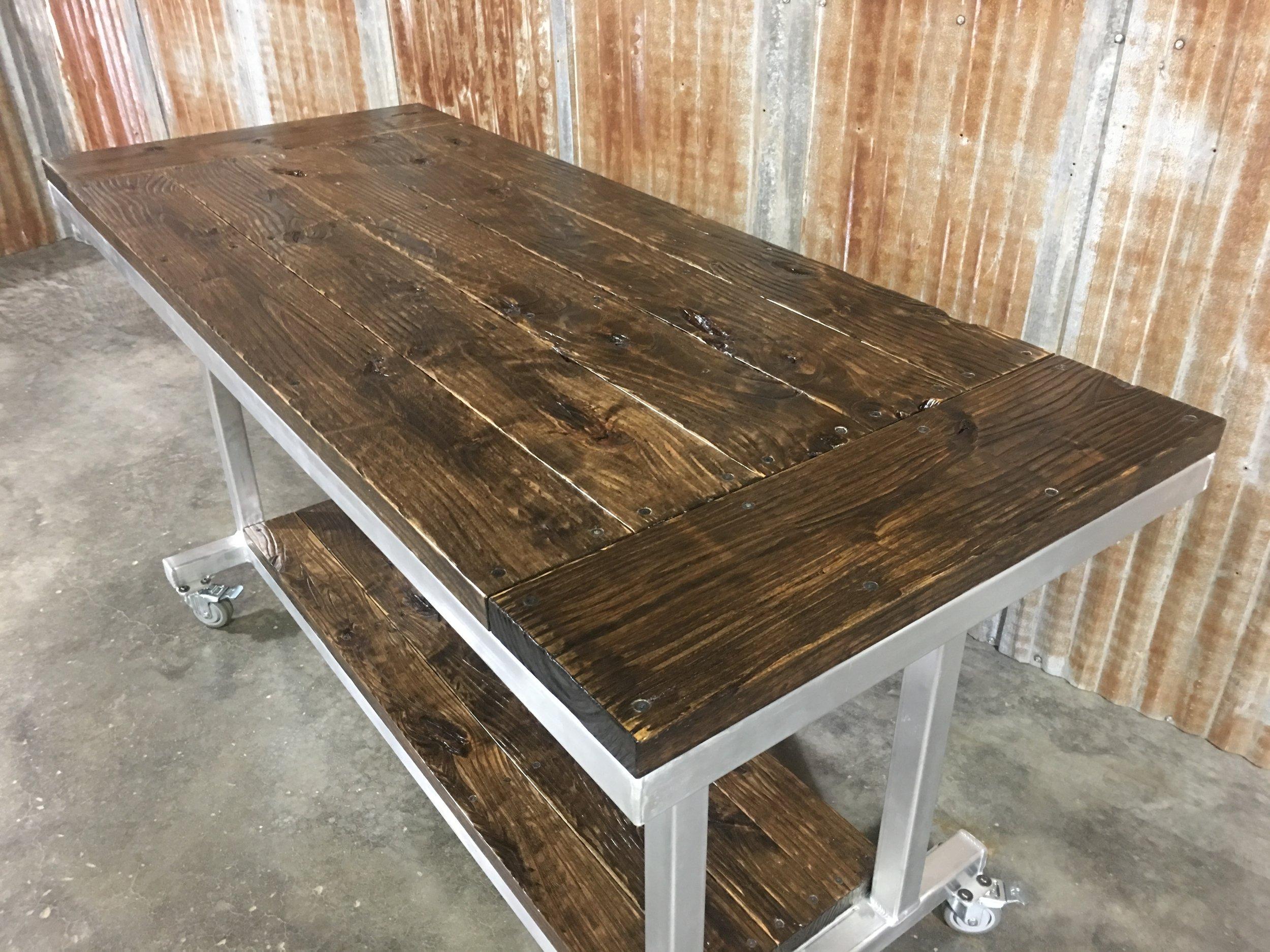 Planked Hardwood