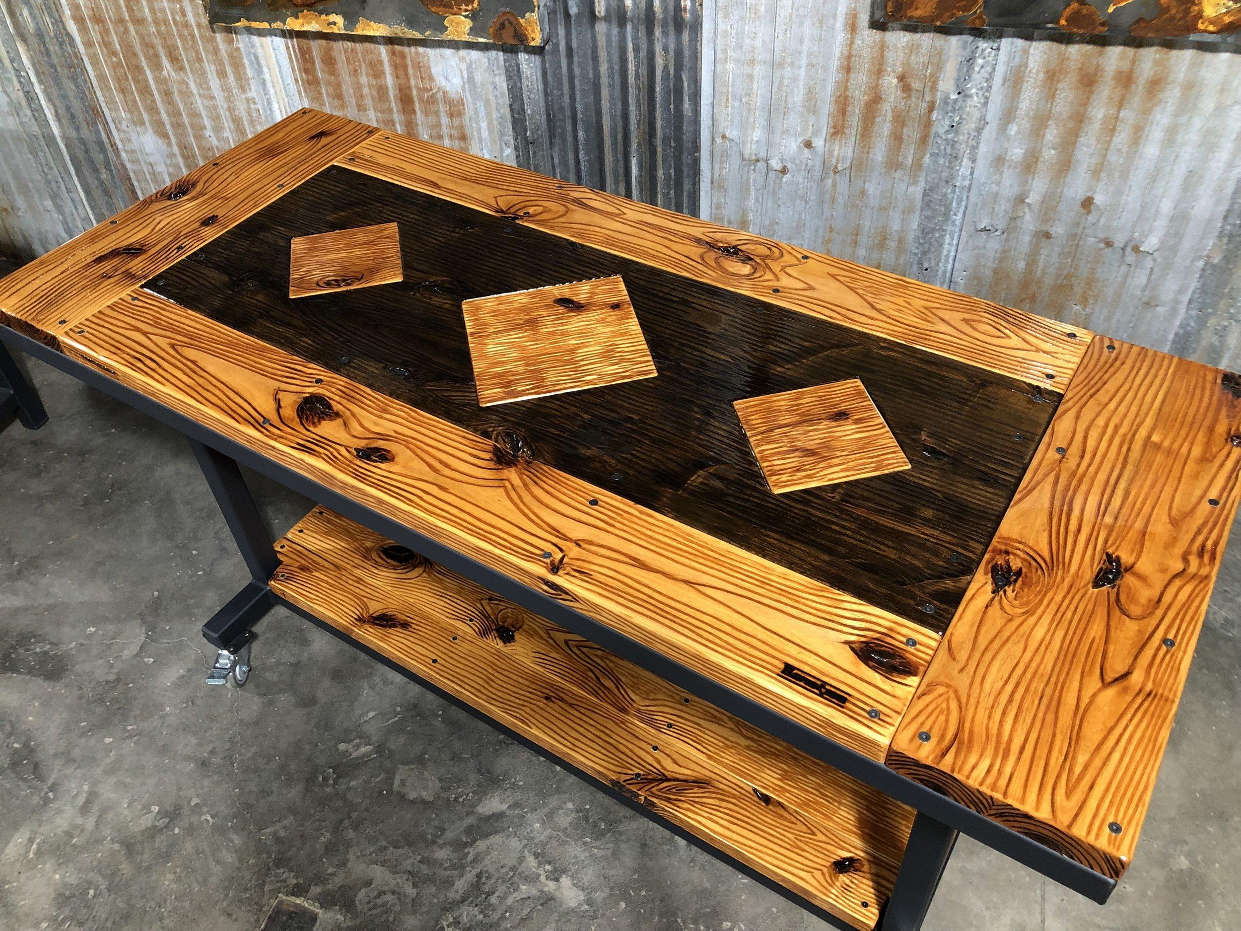 Hardwood Inlay