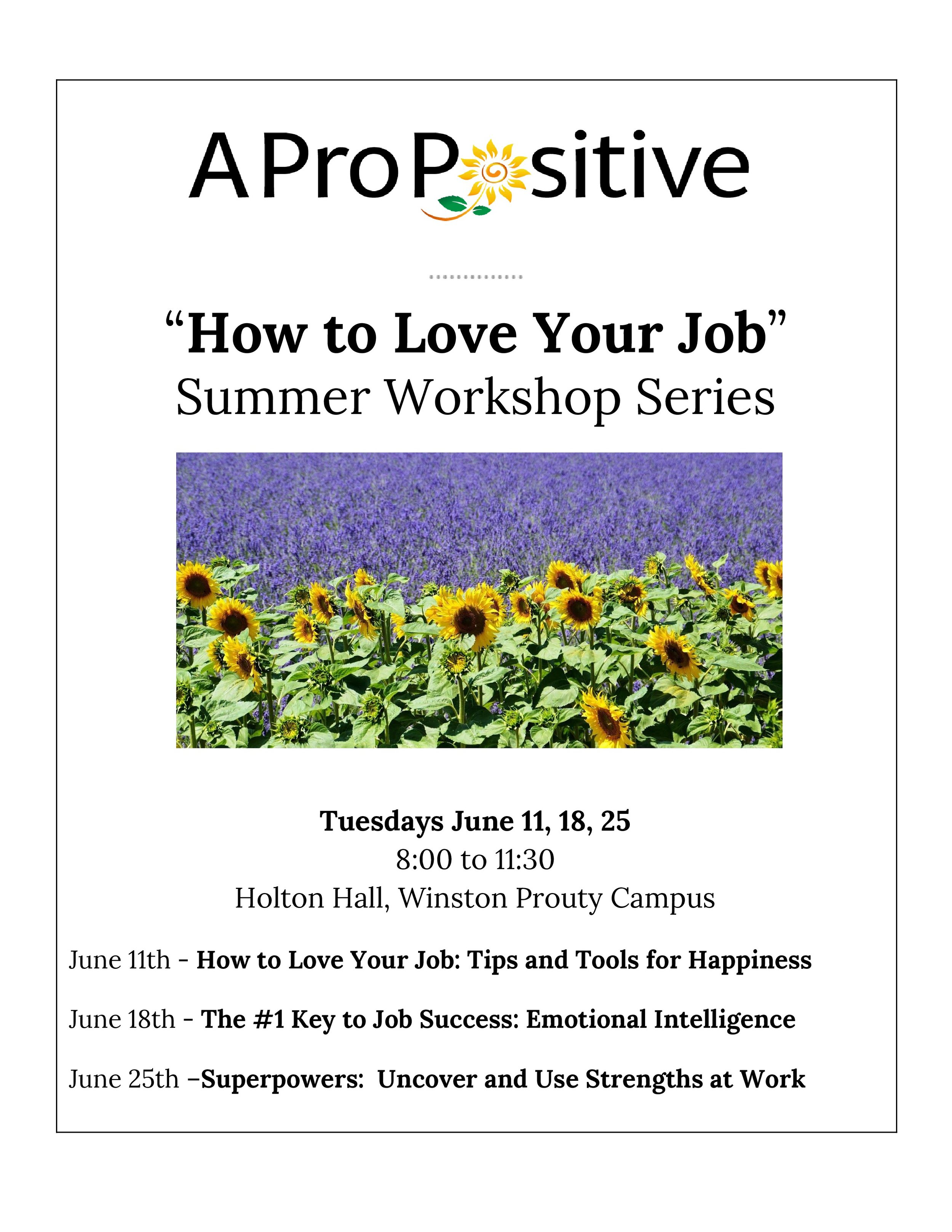 How to Love Your Job Summer Workshop SeriesP1.jpg