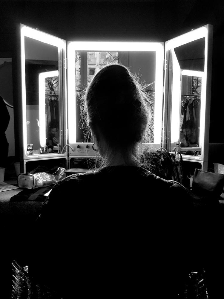 la glace maquillage Nestor location en tournage