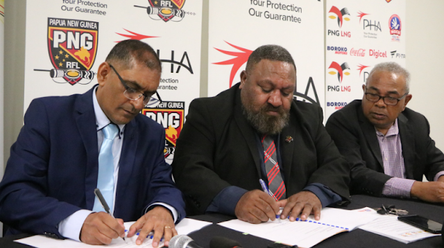 PNGRFL MOU Signing.png