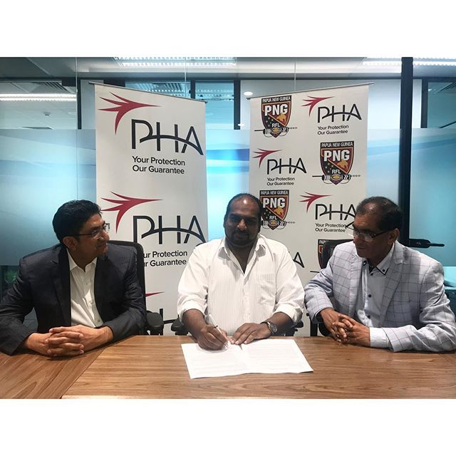 PNG Health Assurance Ltd (PHA) has signed a Memorandum of Understanding (MOU) with Lower Ok Tedi Investment Company Limited (LOTIC). LOTIC is the principal landowner company for the Lower Ok Tedi Villages and was established out of environmental issues when villages collaborated to sue BHP for damage to their environment (dieback). These villages live along the Alice River and are known as the Lower OK Tedi Villages.  LOTIC was registered as a strategic umbrella company representing the Lower OK Tedi villages to participate in various viable and profitable spin-off businesses in OK Tedi Mine as the OTML preferred Company.  The MOU between PHA and LOTIC is a distribution agreement that will allow PHA to market its products in the Western Province. Amerasinghe stated in the first phase of this MOU, PHA will register Tabubil and Kiunga Hospitals as recognized hospitals for PHA members to obtain cashless health care.  PHA Director, Mr Pradeep Soni, expressed his gratitude and excitement that PHA is able to extend its services and products to the rural community in Western Province. He stated that PHA is a peoples' insurance company, we are primarily focused on community outreach and improving the health care in PNG as a whole. Soni further stated, a core pillar of PHA is that of improving the health care and creating access for the people. This MOU is a step forward in the vision PHA has to create access for all the people of PNG to affordable health care  L-R:  PHA Specialist Advisor - Raj Juta,  CEO of LOTIC and LBL - Anthony Amerasinghe, PHA Director - Pradeep Soni
