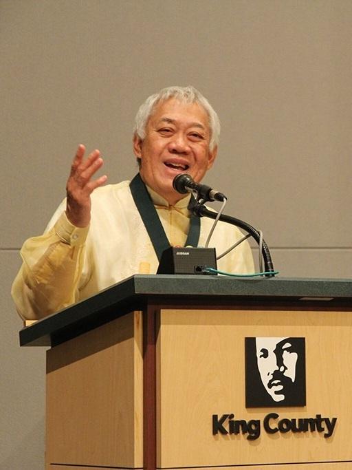 "Francisco ""Uncle Frank"" Irigon  - Asian American Activist • Co-founder,  Asian Family Affair"