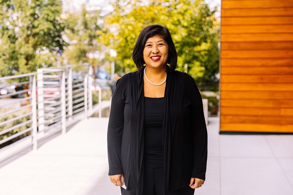 Mai Nguyen  - Seattle Goodwill chief financial officer and vice president, recipient of the Denise Louie Education Center 2016 Dream Award, 2012 ACLF Kip Tokuda Award