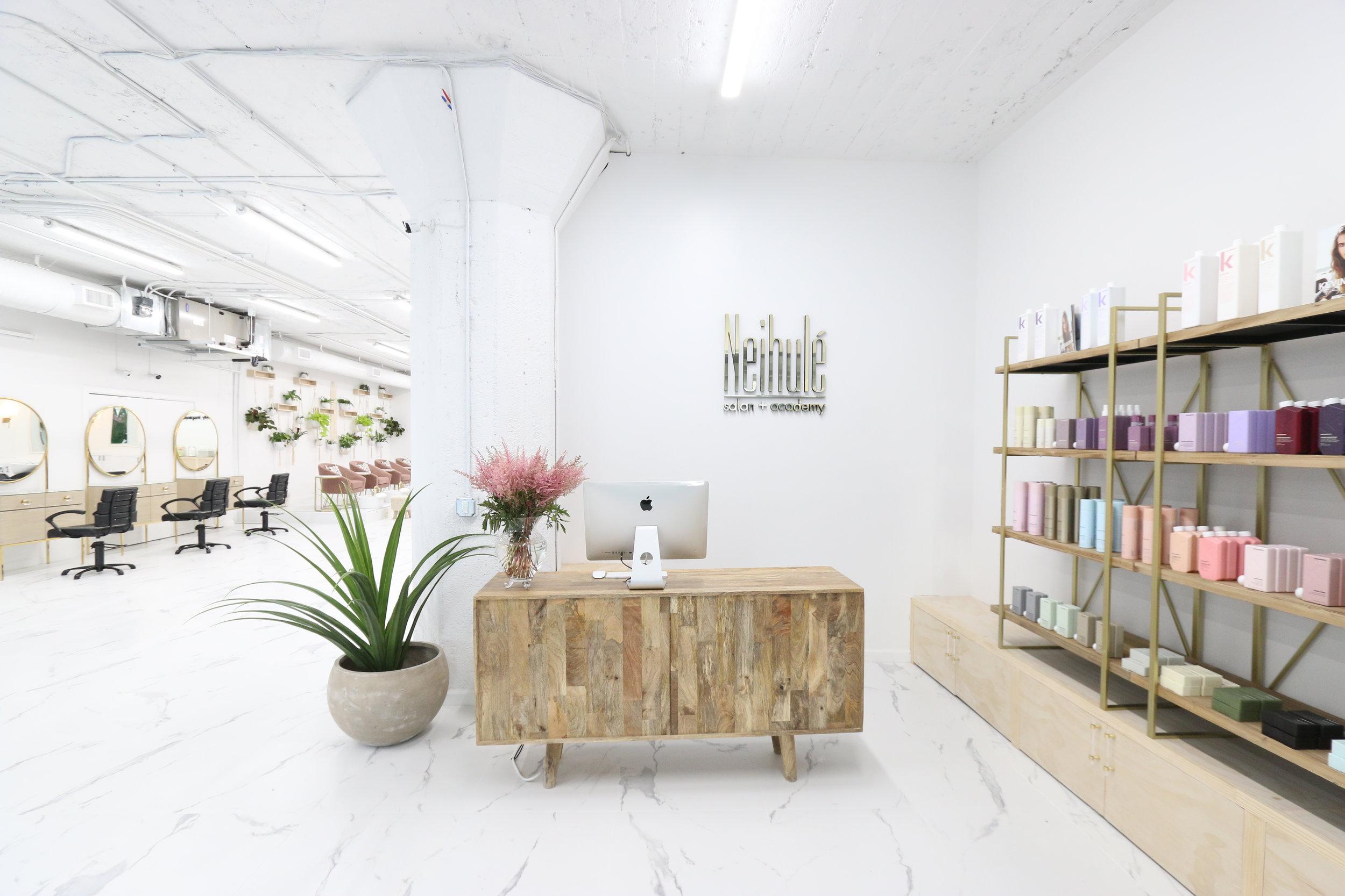 Neihule Salon+Academy -