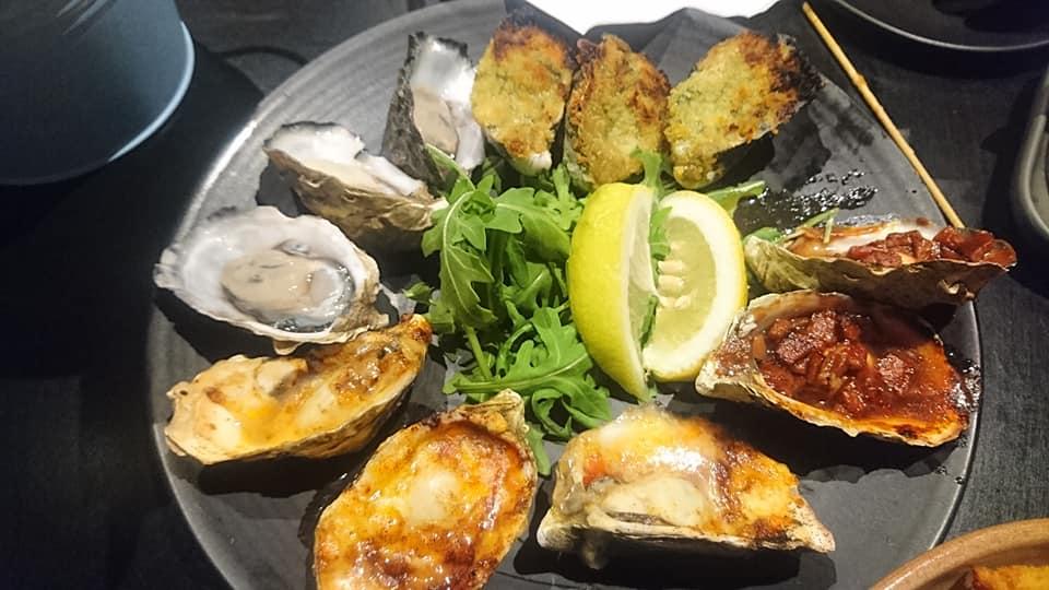 様々な調理の仕方で美味しい牡蠣が沢山。