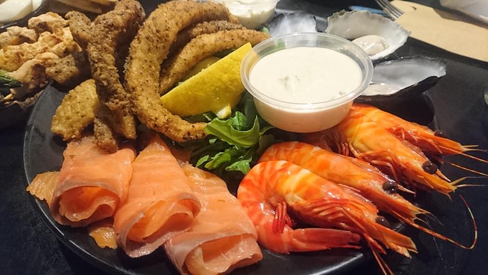 他にも美味しい海鮮。