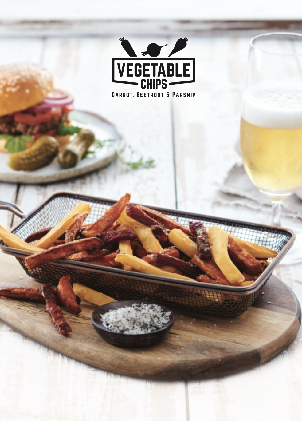 Download the Edgell Vegetable Chips Brochure -