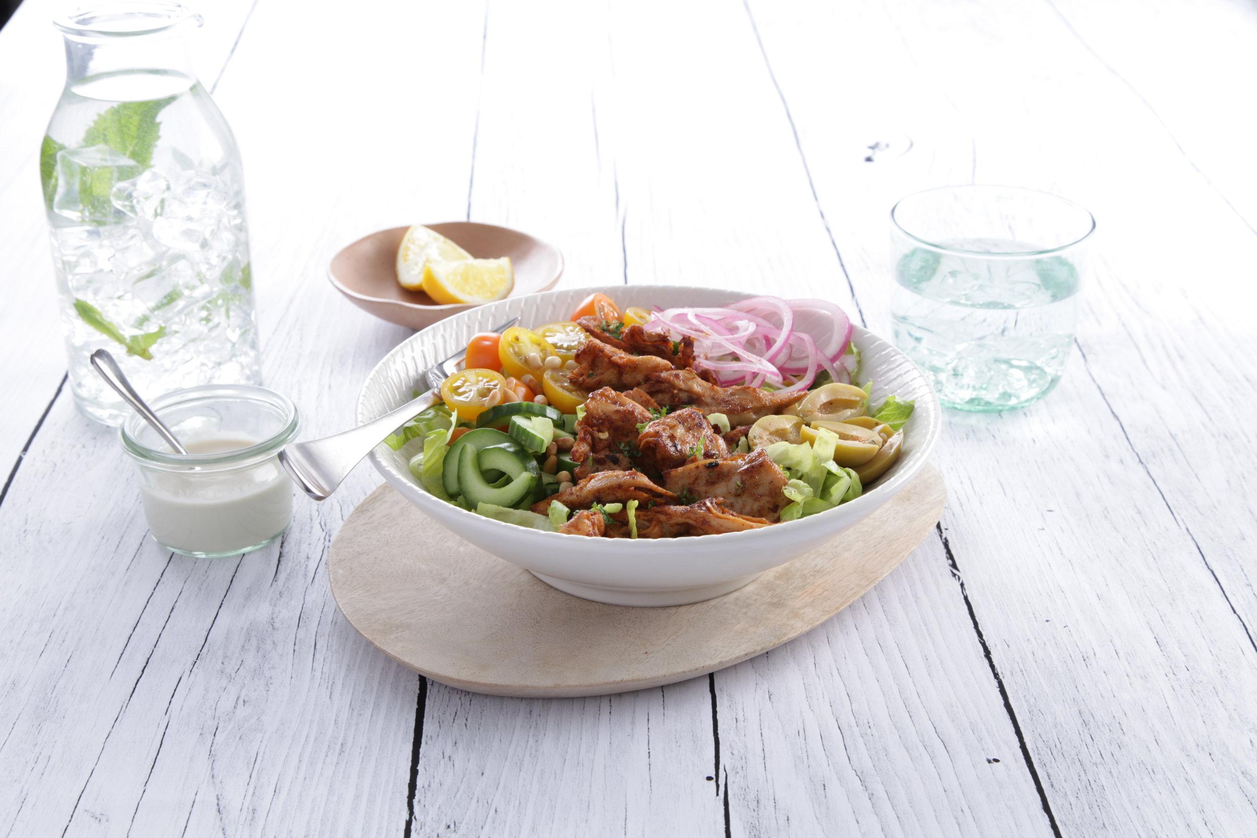 Vegan Chicken Tahini Bowl.JPG