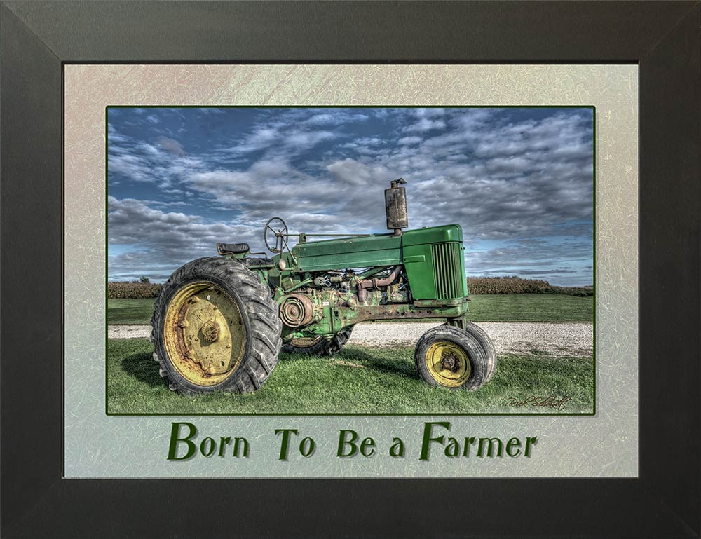 Farming & Antiques - Farmer Verses, Tractors, Barns, etc.