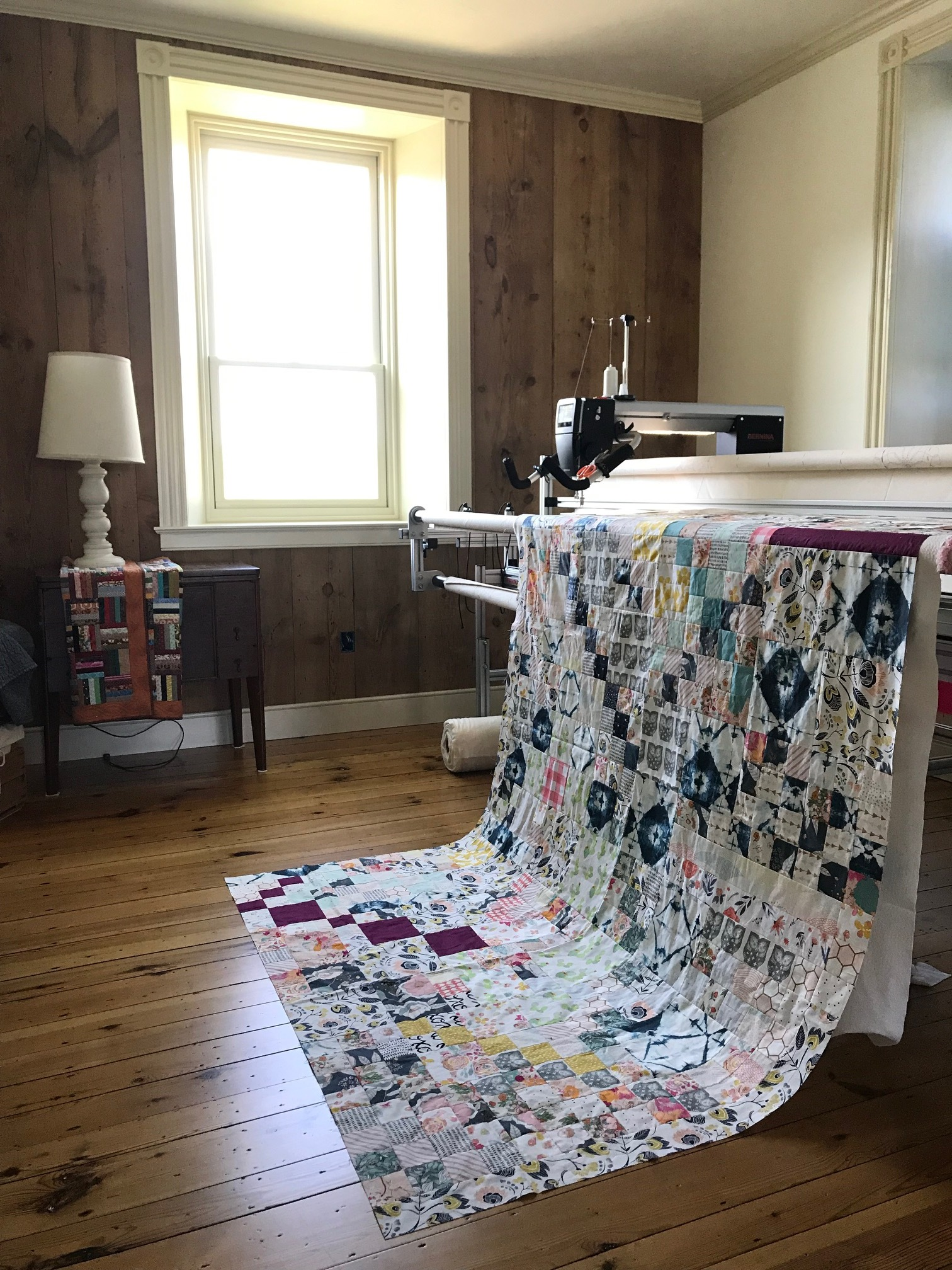 custom long arm quilting lancaster pa