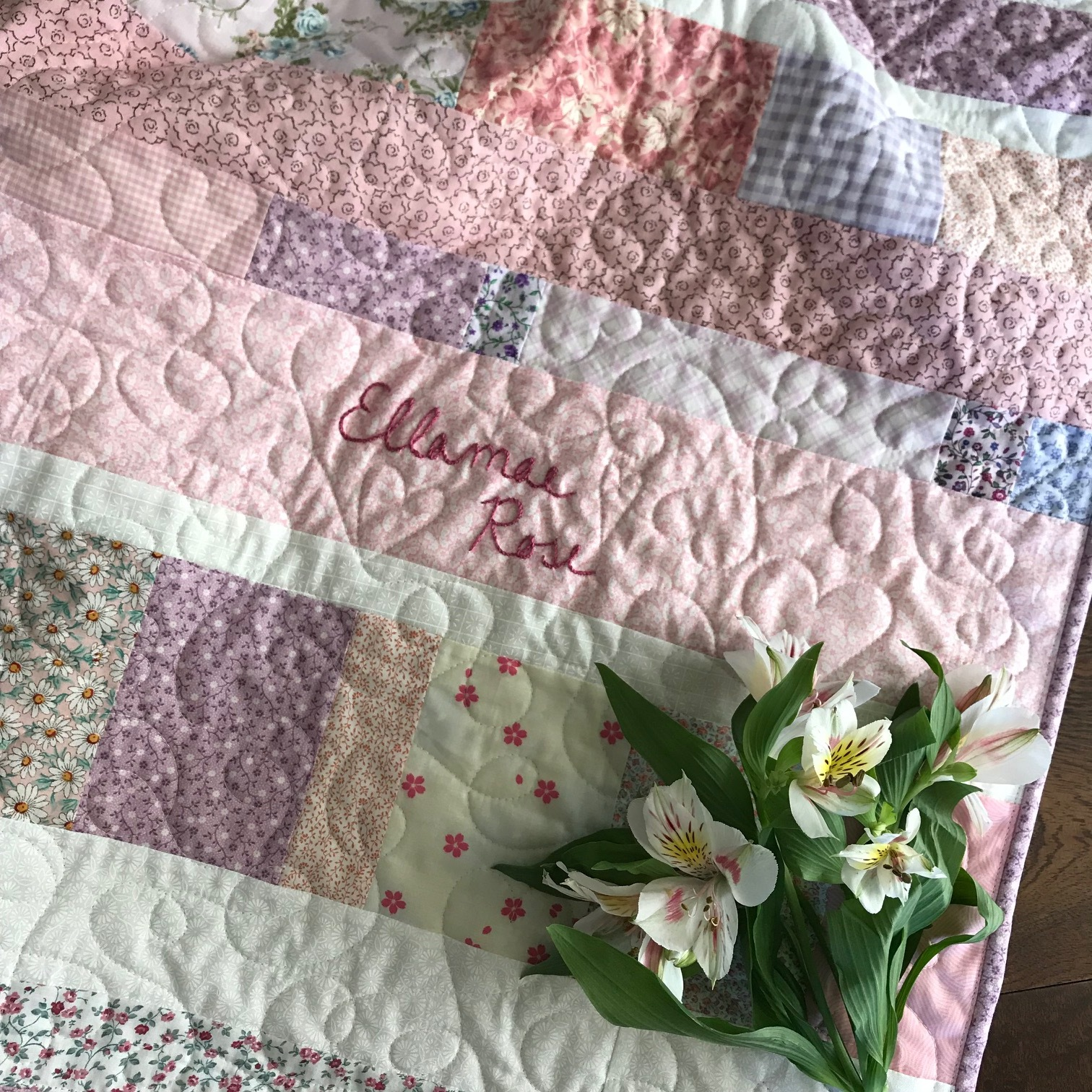 free motion quilting lancaster pa