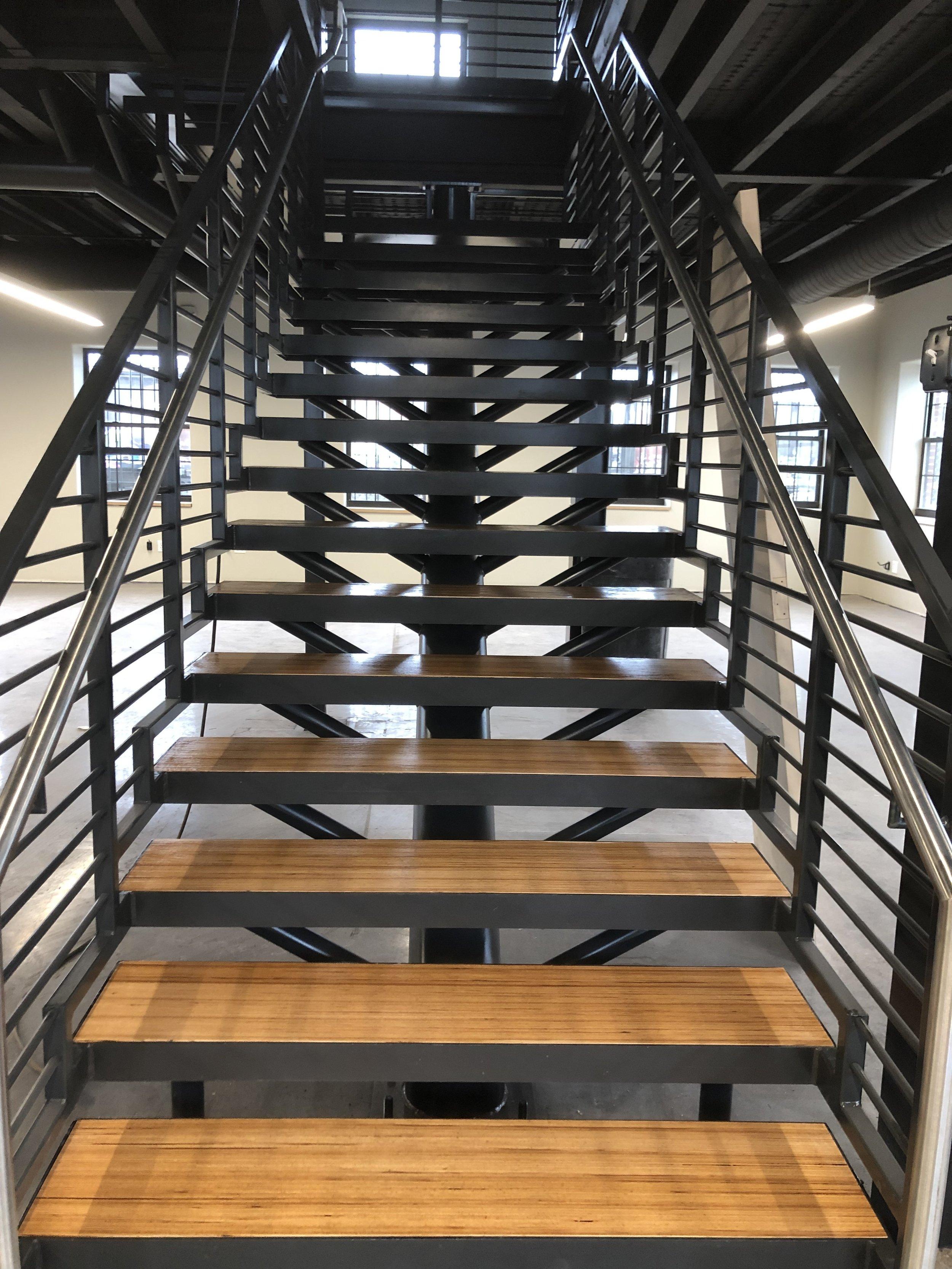 Custom Stair Tread
