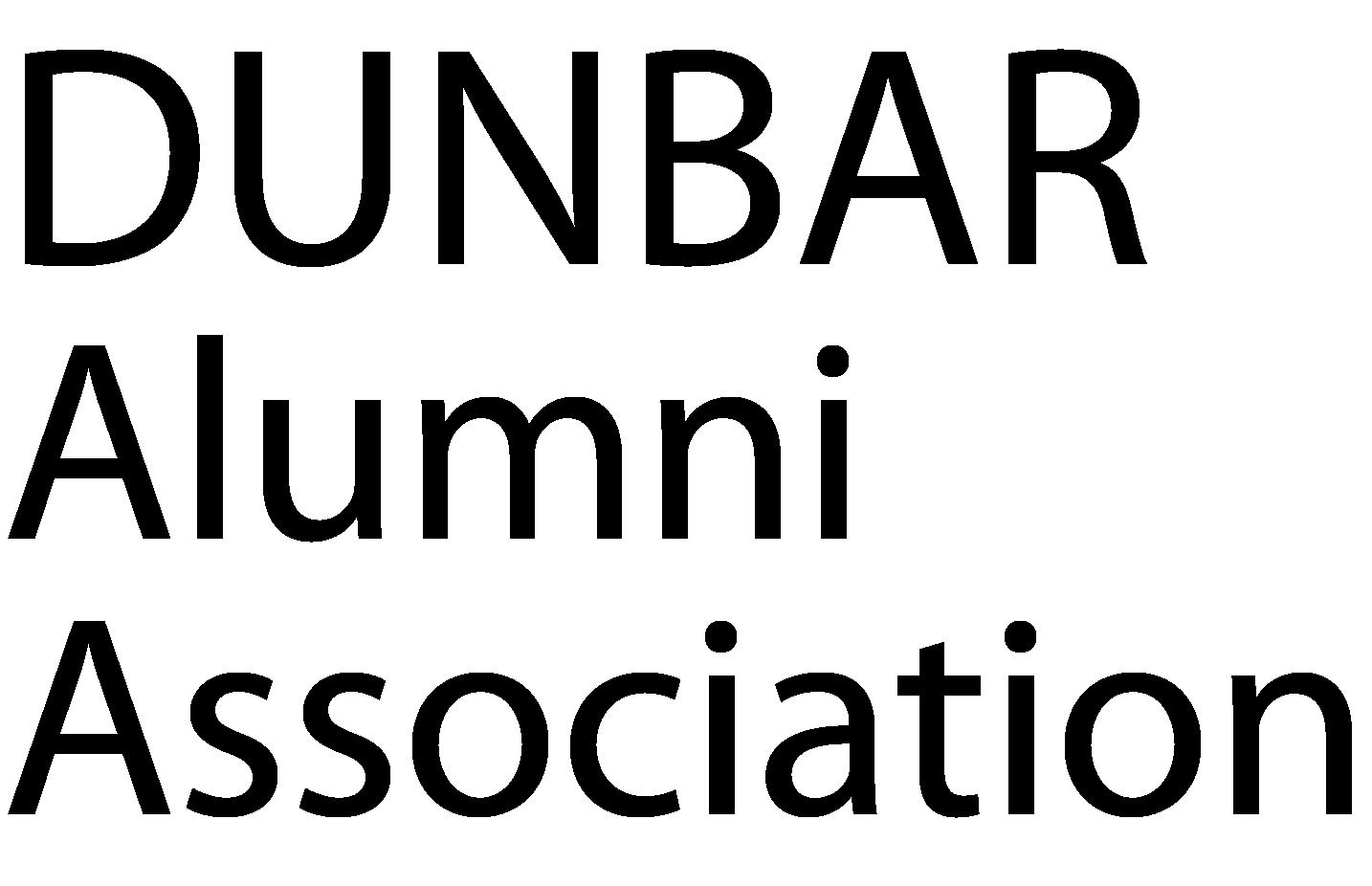 Dunbar Alumni association.png