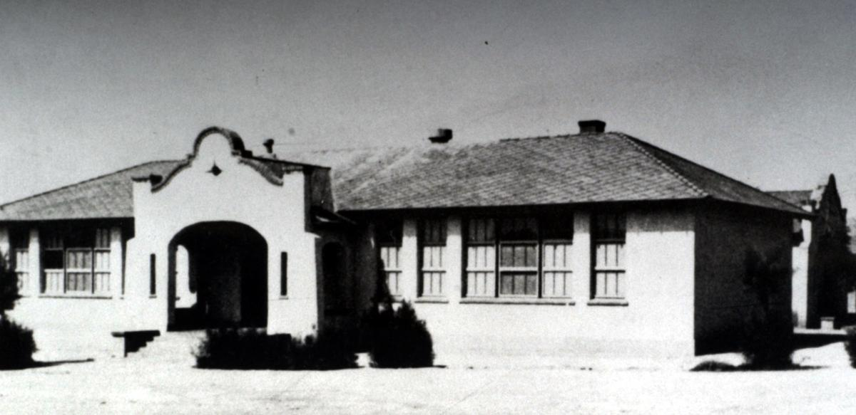 Copy of Dunbar School in the 1940s