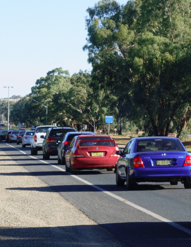 Glenfield Road Upgrades